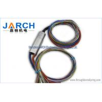 Wholesale Gold - gold contact mini 25mm 47 wires capsule slip ring assemblies 2A current from china suppliers