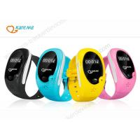 Wholesale GSM GPS Bracelet Touch Screen Watch Phone For Kids Direct Phone Calling from china suppliers