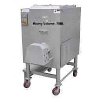 Wholesale 750 Liter Electric Industrial Meat Mincer Dual - Shafts For Meat Processing from china suppliers
