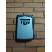 Wholesale Aluminium Alloy Digital Key Lock Box Wall Mount 4 Digits Mechanical Lockbox from china suppliers