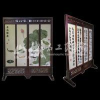 Wholesale Natural Stone Home Decoration Multi-color Screen from china suppliers