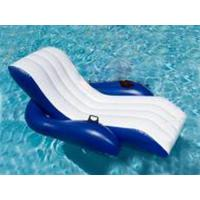 Floating relaxed inflatable water chairs sofa for adults - Swimming pool floating lounge chairs ...