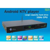 Quality Android Lemon KTV jukebox Karaoke player with thousands of popular Songs, install client applications in mobile phone for sale