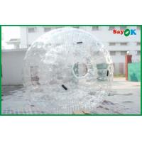 Wholesale Kids Inflatable Sports Games Giant Transparent Zorb Ball Rental from china suppliers