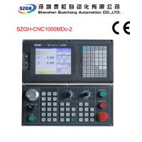 Wholesale Large Capacity CNC Milling Controller Support Metric / Inch System , Double Axes from china suppliers