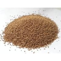 Wholesale Fish feed Brown granules Raw Materials feed pellet with approved from china suppliers