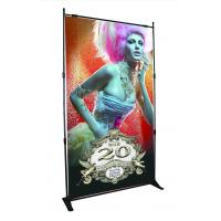 Wholesale Step Repeat Backdrop Adjustable Banner Stands Display System Telescopic Wall from china suppliers