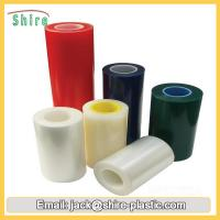 Wholesale Self Adhesive Electrostatic Protective Film For LCD Display Screen Multi Colored from china suppliers