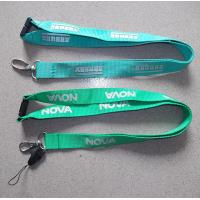 Wholesale Corporate logo polyester safety lanyards, China lanyard supplier for cheap neck straps from china suppliers