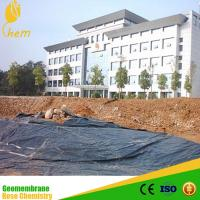 Wholesale HDPE geomembrane sewage pond liner from china suppliers