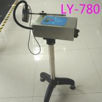 Buy cheap Pigment Grade Continuous Inkjet Printer/bottle date printing machine/ly-780 from wholesalers