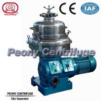 Wholesale Fully Automatic Liquid-Solid Separation Disc Stack Centrifuges for Algae Concentration from china suppliers