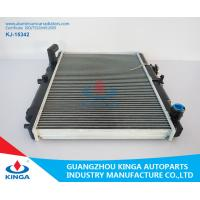 Quality Nissan Aluminium Car Radiators Auto Parts For TRUCK ATLAS MT WITH OEM 21410-6T001 for sale