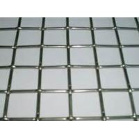 "Wholesale 50mm, 2"" Opening SS316L Crimped Wire Mesh With Dismountable Square Pipe Frame from china suppliers"