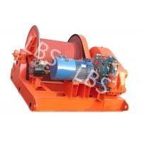 Wholesale 10 Ton Electric Winch Machine With Lebus Groove Drum / Electric Crane Winch from china suppliers