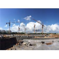 Wholesale Tower crane with free height 41m and max load 6 tons for construction from china suppliers