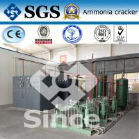 Wholesale Hydrogen Generation Plant Ammonia Cracker Process 3P 50/60HZ from china suppliers