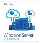 Microsoft Windows Server 2016 Standard OEM Package / Windows Server 2012 R2 OEM