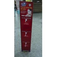 Wholesale Stores Full printed Corrugated Cardboard Display Racks Hook For Cosmetics from china suppliers