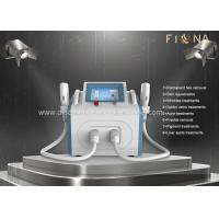 Wholesale Beijing FionaNew Arrival Factory Price Ssr Shr Ipl E-Light Skin rejuvenation Hair Removal from china suppliers