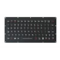 Wholesale 81 Keys Durable IP65 Waterproof Military Mini Silicone Ruber Keyboard For Ruggedized Computer from china suppliers
