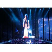 Wholesale High Resolution Stage Led Screens P7.62 , 1R1G1B Indoor Rental Mesh Led Display from china suppliers