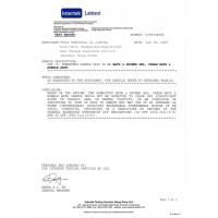 PETOP INDUSTRIAL CO.,LIMITED Certifications