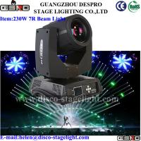 Wholesale 230w 7R ORSAM lamp Beam Moving Head Light 8 Prism With Touch Screen from china suppliers