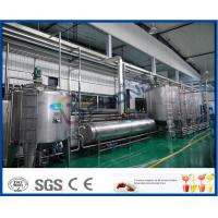 Wholesale Full Automatic PLC Control Apple Juice Making Plant For Fruit Juice Factory from china suppliers