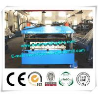 Wholesale Metal PU Sandwich Panel Production Line Steel Floor Decking Forming Machine from china suppliers