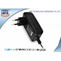 Wholesale EU PIN Anti interference Wall Mount Power Adapter 9V 2.5A with Ferrite Core from china suppliers