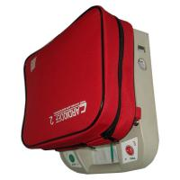 Wholesale Red First Aid Kit Pouch With Zipper 600D Nylon Anti Dust Durable from china suppliers