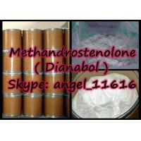 Wholesale Natural Methandrostenolone Oral Anabolic Steroids Dianabol Powder For Bodybuilding from china suppliers