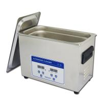 Wholesale 4.5L Jewelry Eyeglasses SS Digital Ultrasonic Cleaner With Heater from china suppliers