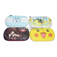 Wholesale Portable Game Carrying Case PU Surface For Travel , Color Customized from china suppliers