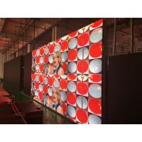 Wholesale P4.81 Indoor Rental Led display board , large LED screen rental from china suppliers