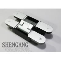 Wholesale Heavy Duty Adjustable Concealed Hinges For Entrance Door 80 Kg 180 Degree from china suppliers