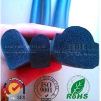 Wholesale building industry flat EPDM sponge damping strip from china suppliers