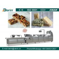 Wholesale Healthy Chikki Bar / Healthy Cereal Bar Making Machine , Energy Bar Processing Equipment from china suppliers