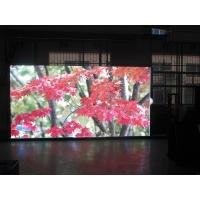 Wholesale Waterproof IP65 / IP54 Soft Outdoor SMD Led Display P10 1R1G1B from china suppliers