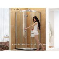 Wholesale tempered glass for shower room , shower room tempered glass screen,shower cabin,shower room with sliding door from china suppliers