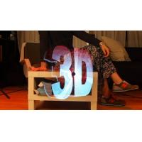 Quality 3D Videos / Images Appear Floating 3d Holo Display PC + Aluminum Material for sale