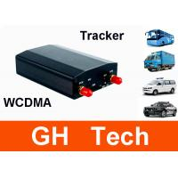 Wholesale Bus Taxi Fuel Sensor 3G GPS Tracker Realtime WCDMA GPS Locator , Mileage Statistics from china suppliers