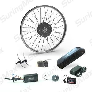 China Three Years Warranty Electric Bike Gear Motor, 48V500W Rear Motor For Mountain Bikes on sale