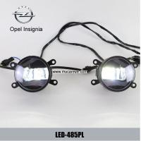 Wholesale Opel Insignia car front fog LED lights DRL daytime driving lights company from china suppliers