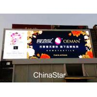 Wholesale 6000 Cd / ㎡ 1/8 Scan P6 Led Digital Billboards 192*192mm Great Waterproof from china suppliers