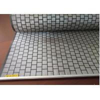 Buy cheap FLC2000 Hook Strip Soft Shale Shaker Screen For Oil / Gas Drilling API 20-325 from wholesalers