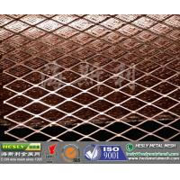 Wholesale 316L stainless steel expanded metal mesh from china suppliers
