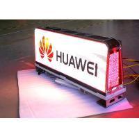Wholesale 1/12 Scan Outside Led Taxi Sign / Car Led Sign Display High Brightness from china suppliers