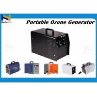 Wholesale 3g / Hr Ceramic Air Cooling Household Ozone Generator / Ozone Sterilizer Ozonizer from china suppliers